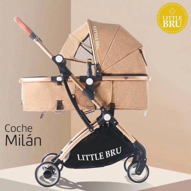 Preventa: Coche para bebé  Milán Caqui