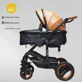 Coche para bebé  Madrid 2020 Negro/Naranja