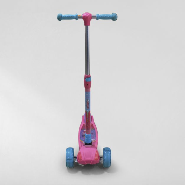 Scooter premier Bluetooth y Luces Rosa (Hasta 80kg)