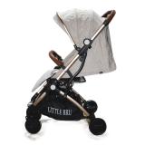 Coche para bebé  Little Bru Modelo AVIÓN Beige