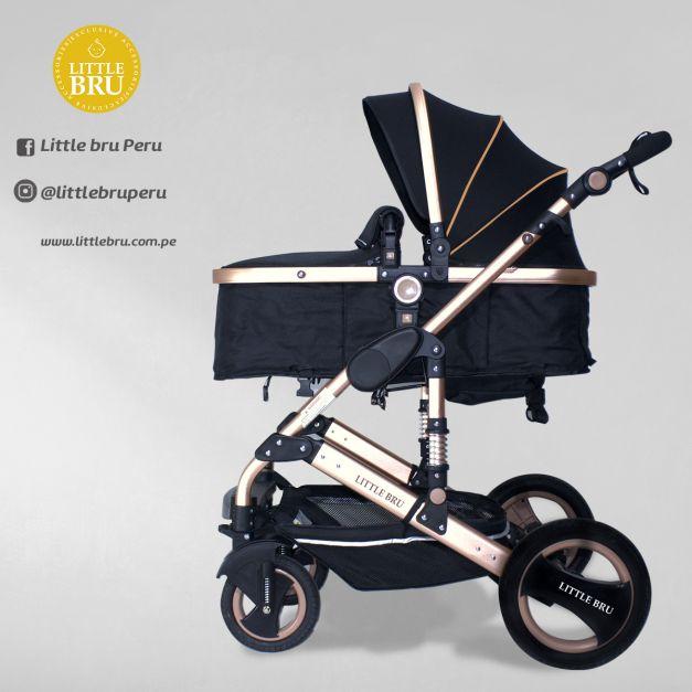 Coche para bebé  Madrid 2020 Negro