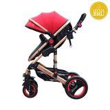 Coche para bebé Madrid 2020 (Color Rojo)