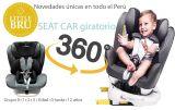 Asiento de auto Seat Car Paris 360