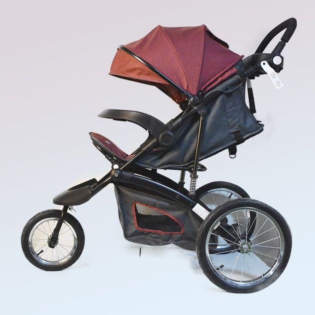 Exhibición - Coche Andador Para Bebé de 3 Ruedas Marca Cynebaby