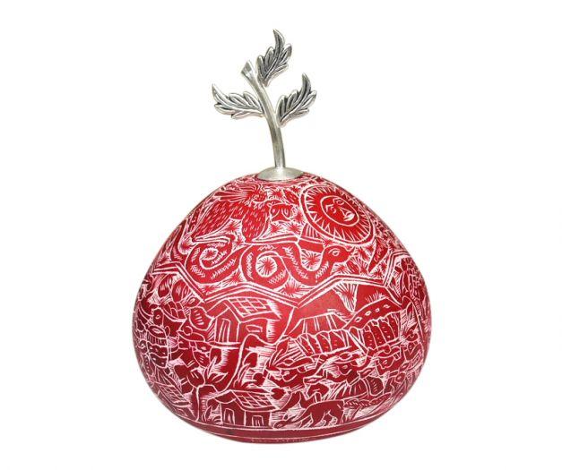 Mate Ornamental Rojo