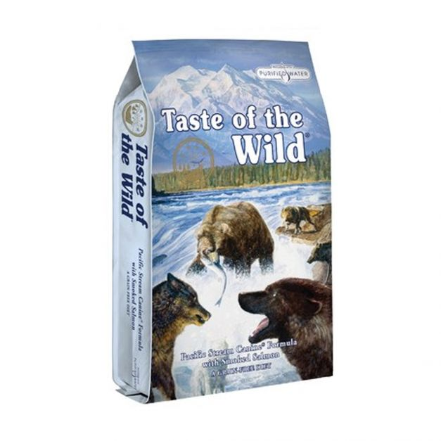 TASTES OF THE WILD PACIFIC STREAM CANINE