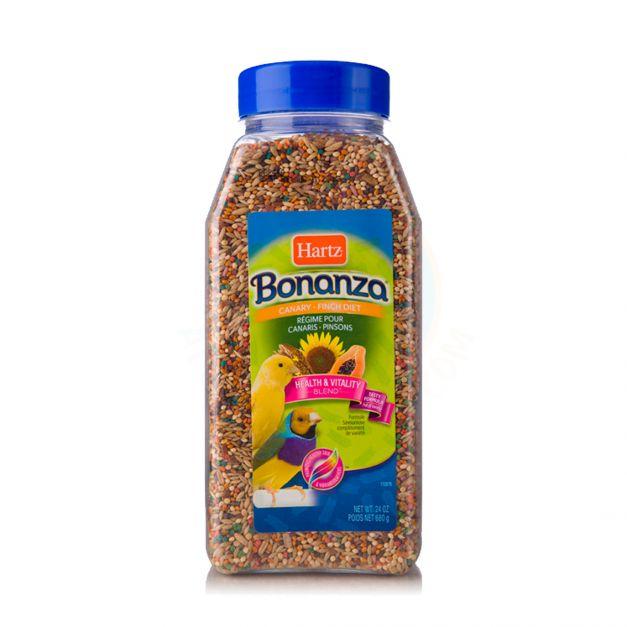 HARTZ BONANZA CANARY DIET