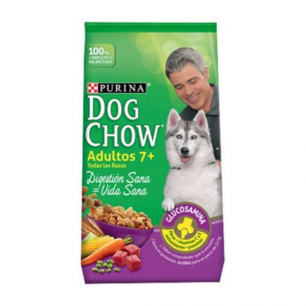 DOG CHOW ADULTO MAYORES A 7 AÑOS