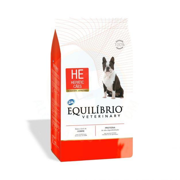 EQUILIBRIO VET HEPATIC DOG