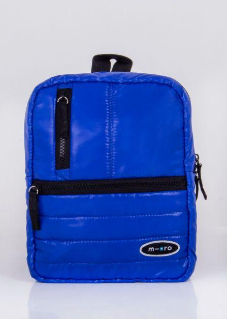 Micro Deluxe Bag Rayas / Azulino