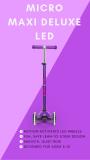 Maxi Deluxe LED Morado