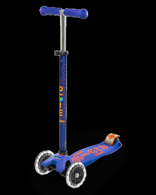 Maxi Deluxe LED Azul