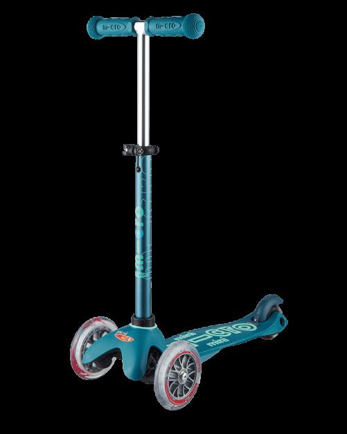 Mini Micro Deluxe Azulino