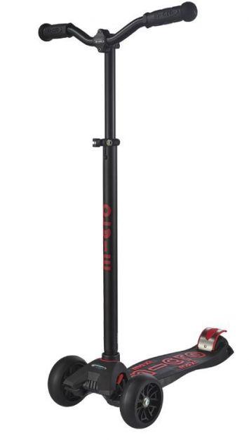 Maxi Micro Deluxe  Pro Negro- Rojo