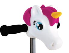Micro Headz Unicorn White