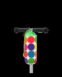 Portabotellas Neon Dots