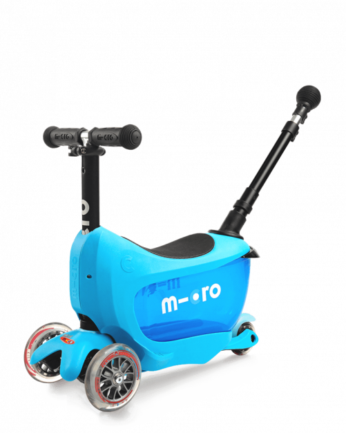 Mini Micro2Go Deluxe Plus Azul