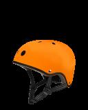 Casco Naranja Mate