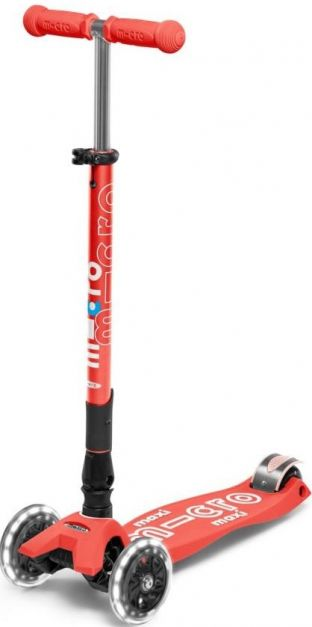 Maxi Micro Deluxe Foldable LED Bright Coral