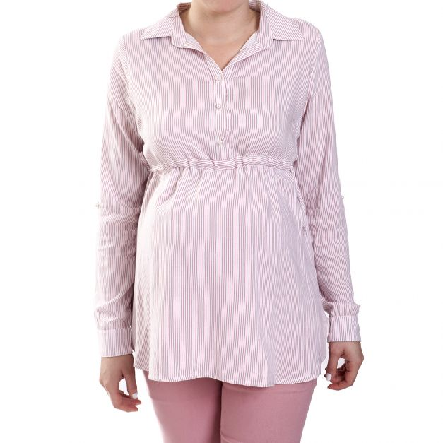 Blusa de Maternidad Modelo Cleo