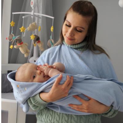 Toalla Mandil para bebe