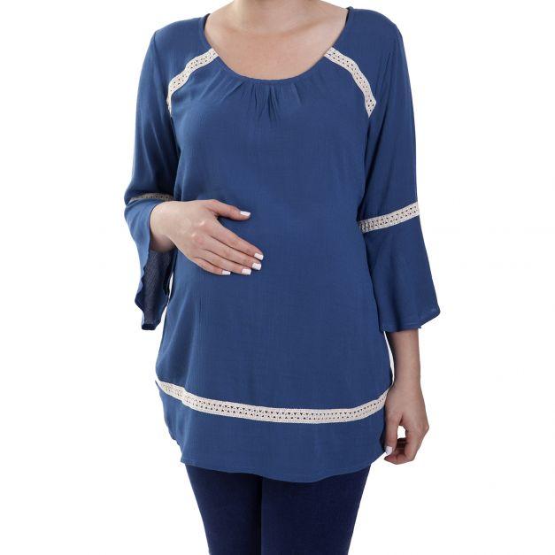Blusa de Maternidad Modelo Hindu Nuevo