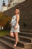 Vestido de Maternidad Modelo Dulce