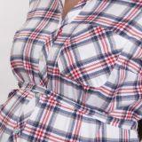 Blusa de Maternidad Modelo Agatha