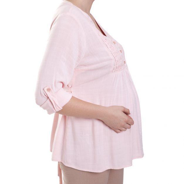 Blusa de Maternidad Modelo Bárbara