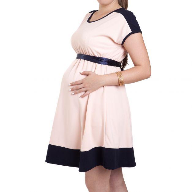 Vestido de Maternidad Caprina