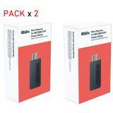 PACK: 2 x Retro Receiver for NES/SNES/SFC Classic Edition