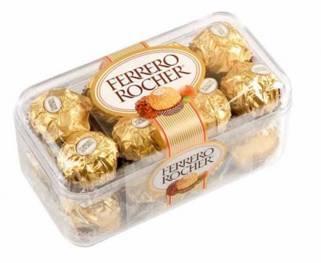 CHOCOLATES 16 FERRERO ROCHER