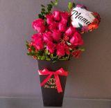 Box copa de rosas