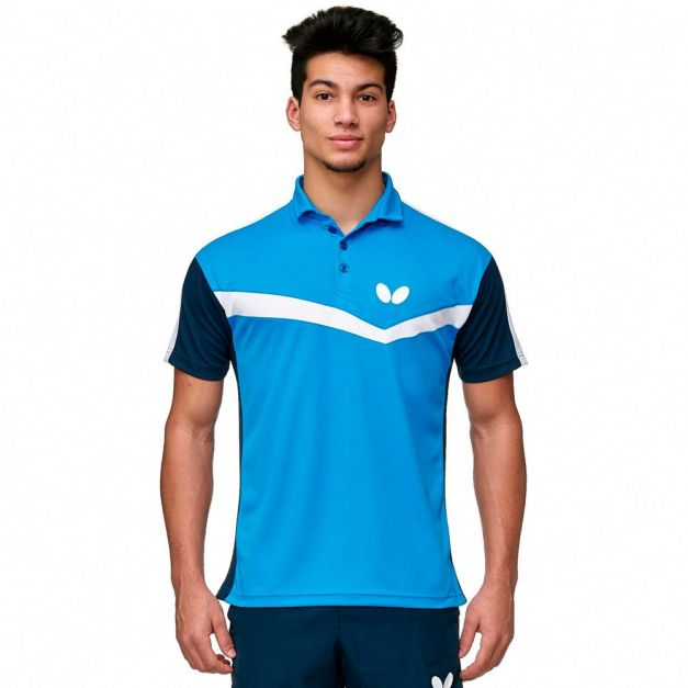 Polo BUTTERFLY KITAO BLUE