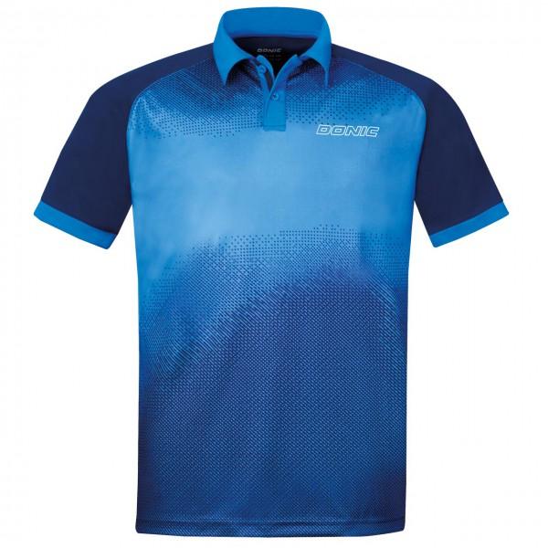 Polo DONIC BLITZ ROYAL BLUE / NAVY