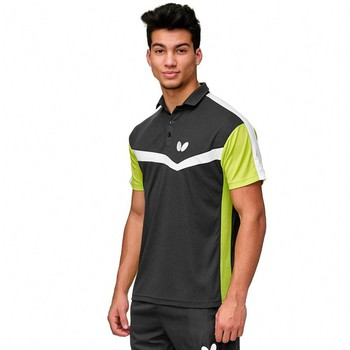 Polo BUTTERFLY KITAO ANTHRACITE