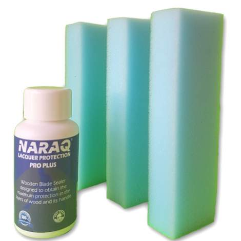 Barniz NARAQ Lacquer Protection Pro Plus 50ml