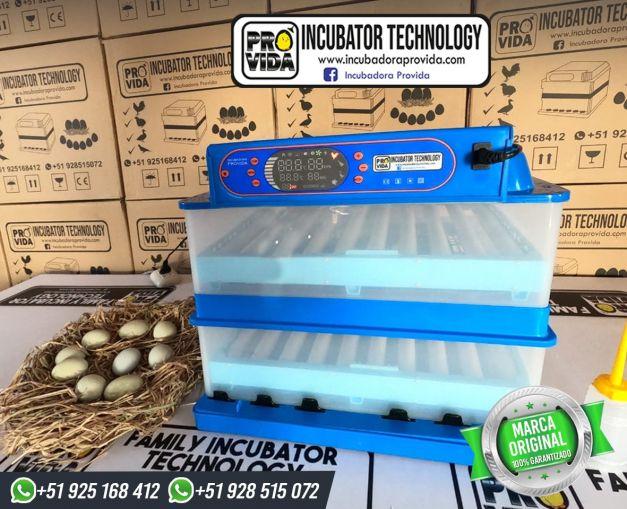 Incubadora 125 Huevos