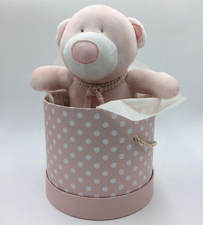 TEDDY BOMBICIS rosado