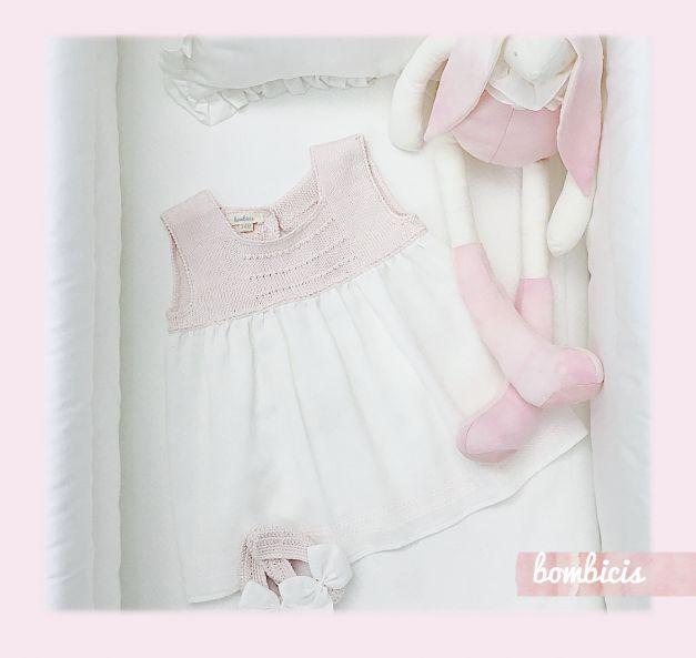 Vestido TOP - Disponible en talla 0-3m, 12-18m
