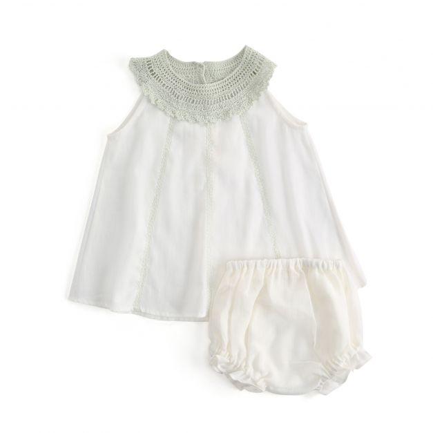 Vestido DANNA - Disponible talla 6-9m