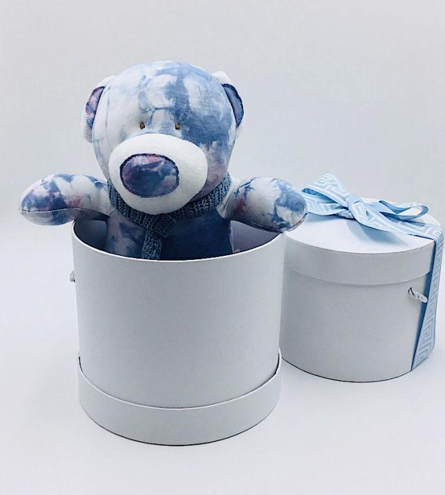 Teddy Bombicis azul