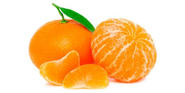 Mandarina x kg.