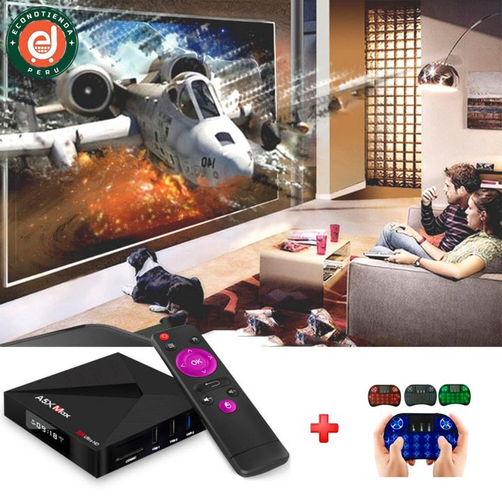 TV box A5X MAX 4GB/32GB Android 8.1