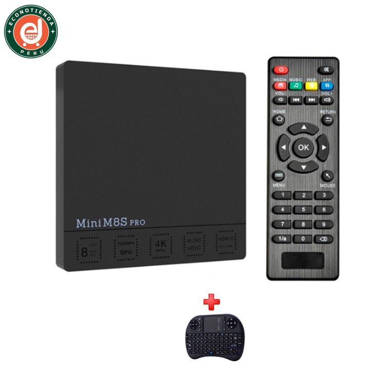 TV box Mini M8S Pro 3GB/32GB Android 7.1