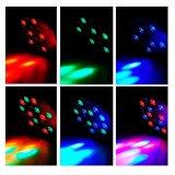 Tacho de 18 Luces Leds RGB