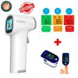 Combo CONTEC: Termómetro digital + Pulsioximetro