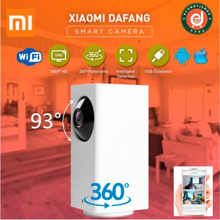Cámara IP Xiaomi Mijia Dafang