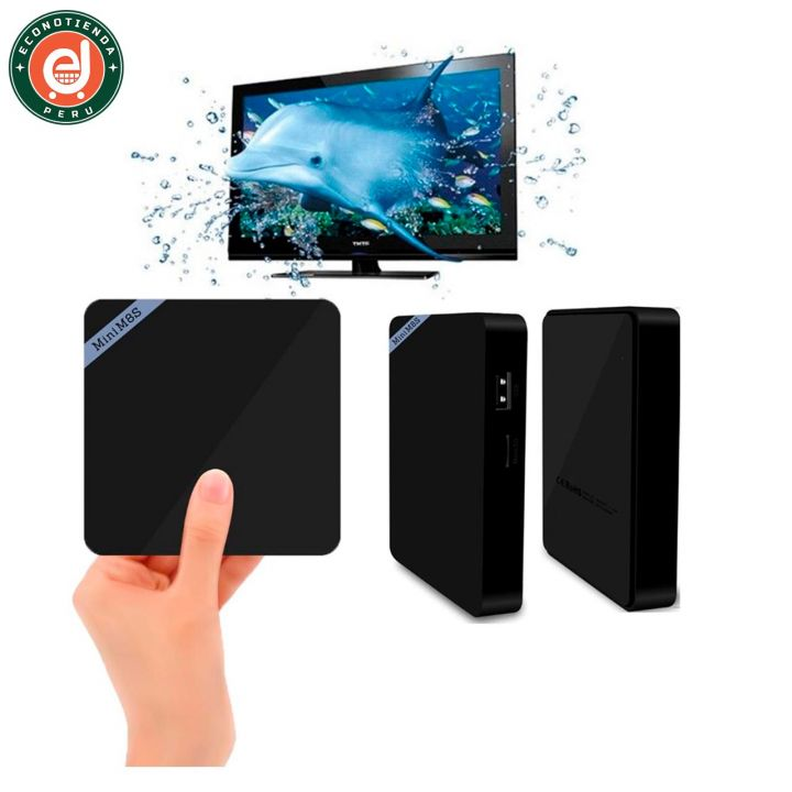 TV box Mini M8S II 2GB/8GB Android 6.0
