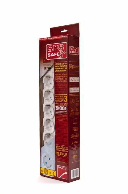 Salicru SPS Safe 6+ Regleta 6 Tomas